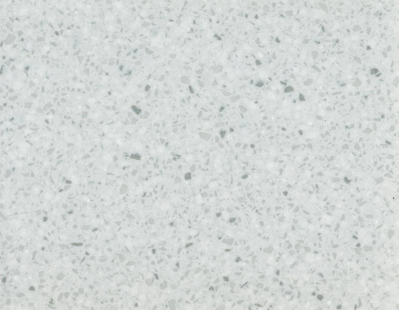 Crystal Ice - Livingstone Solid Surface