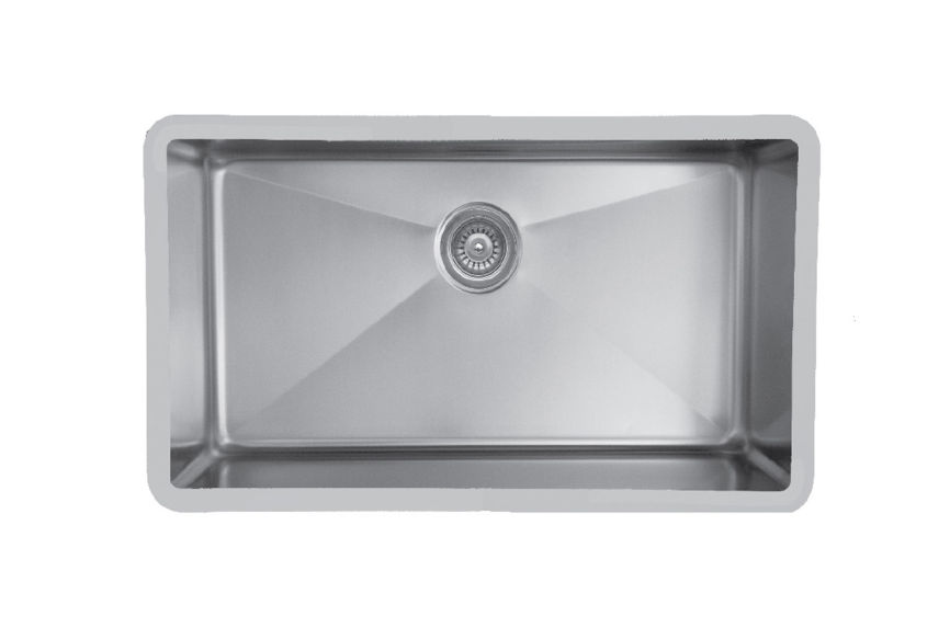Karran Stainless Steel Sink E-440 | Amarillo Plastic Fabricators